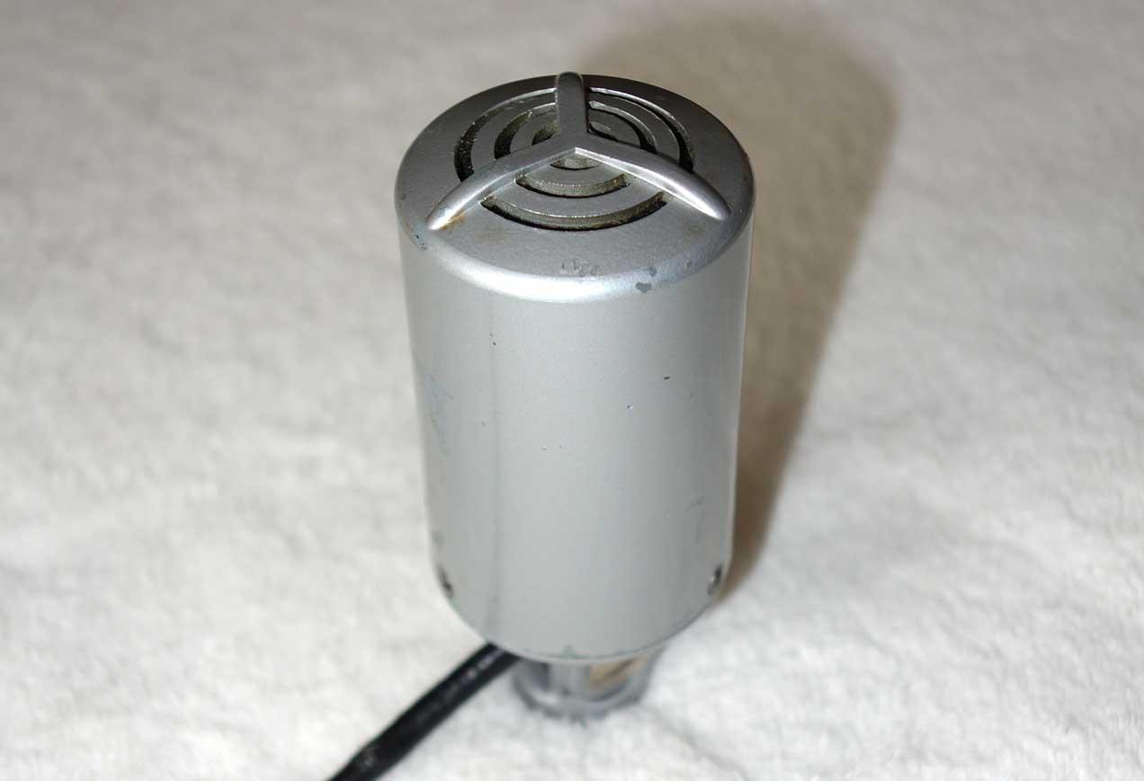Vintage 1950s Vintage Altec / Western Electric 660A Low Impedance Dynamic Mic