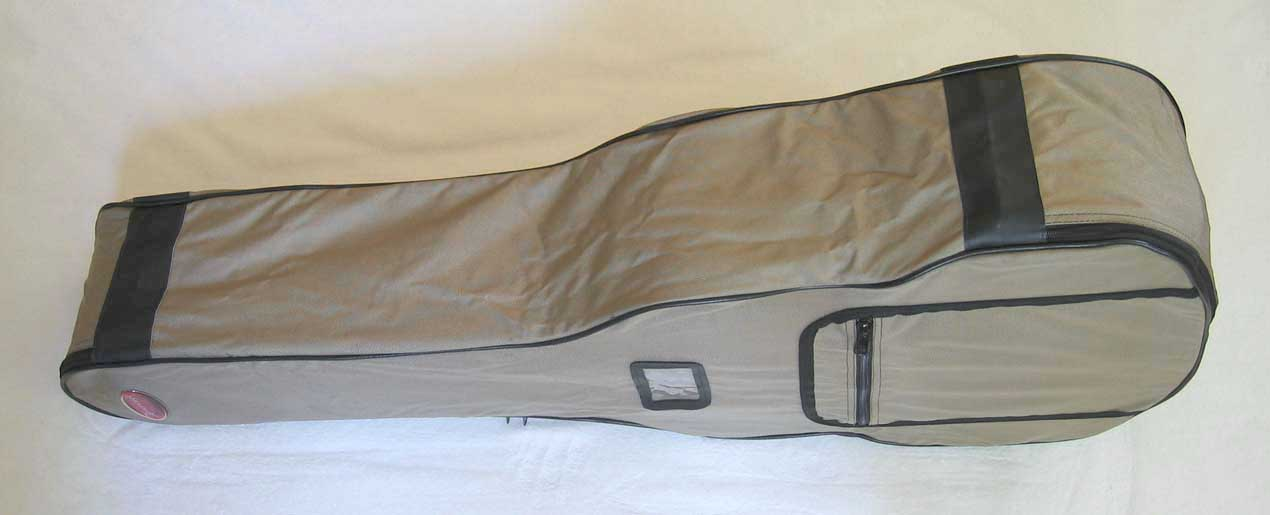 New Ameritage AME-11CB Case Cover, Protective Cover for Ameritage AME-11 Martin OM Guitar Case