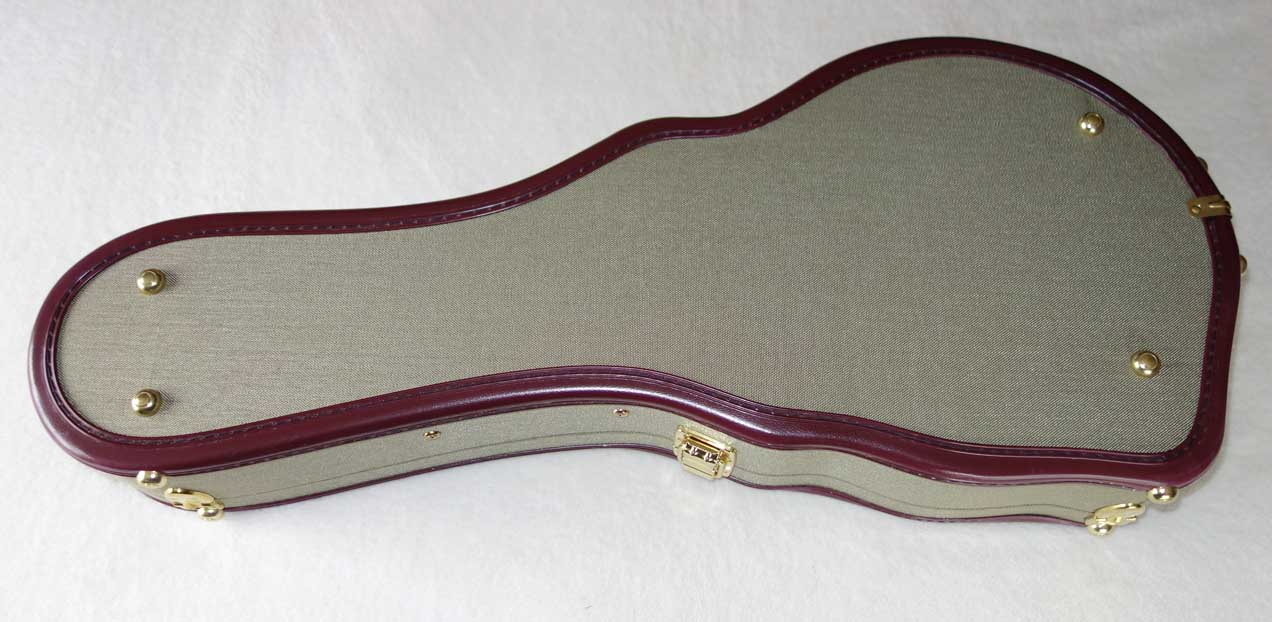 New Ameritage AME-82 Arched Case for A- and F-Style Mandolins