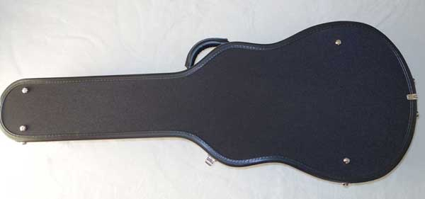NEW AMERITAGE AME-CAT-S-10 Professional Case for 8- & 10-String Classical Harp Guitars, by Cathedral Guitars