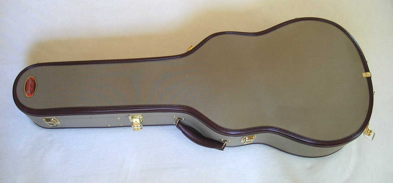 d8eaab9692c NEW AMERITAGE AME-11 Guitar Case for Martin OM-21 and 14-Fret 000-28 ...