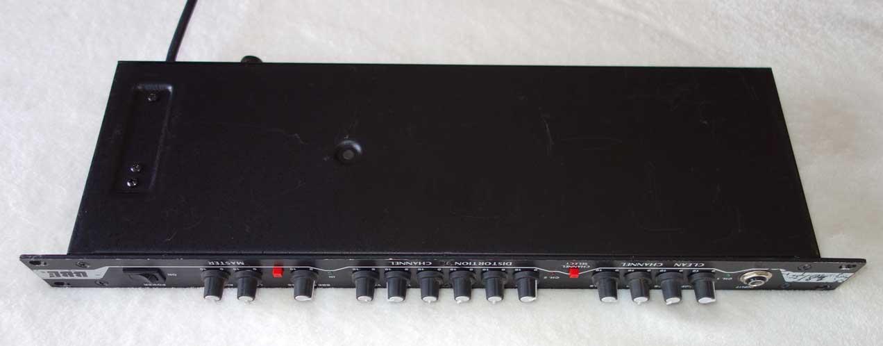 Vintage BBE 381 Stereo Guitar Preamp Rack