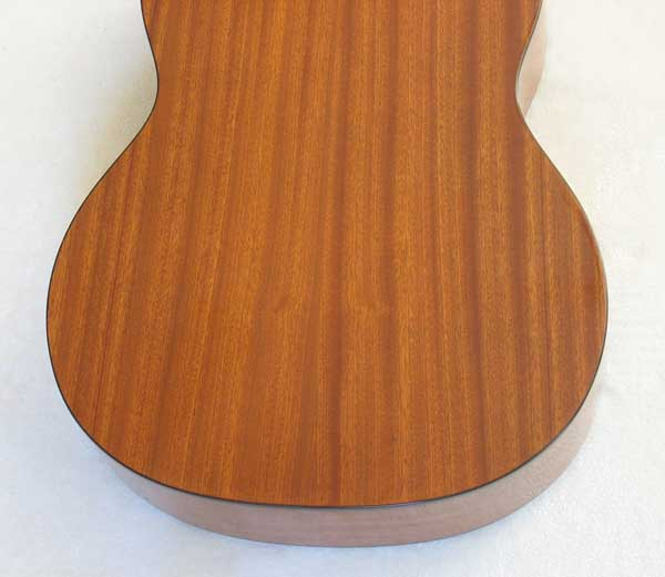 CATHEDRAL GUITAR Model 125 10-String Classical Harp Guitar [Cedar / Mahogany] & Hardshell Case