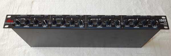 DBX 1046 Quad-Channel Compressor / Limiter