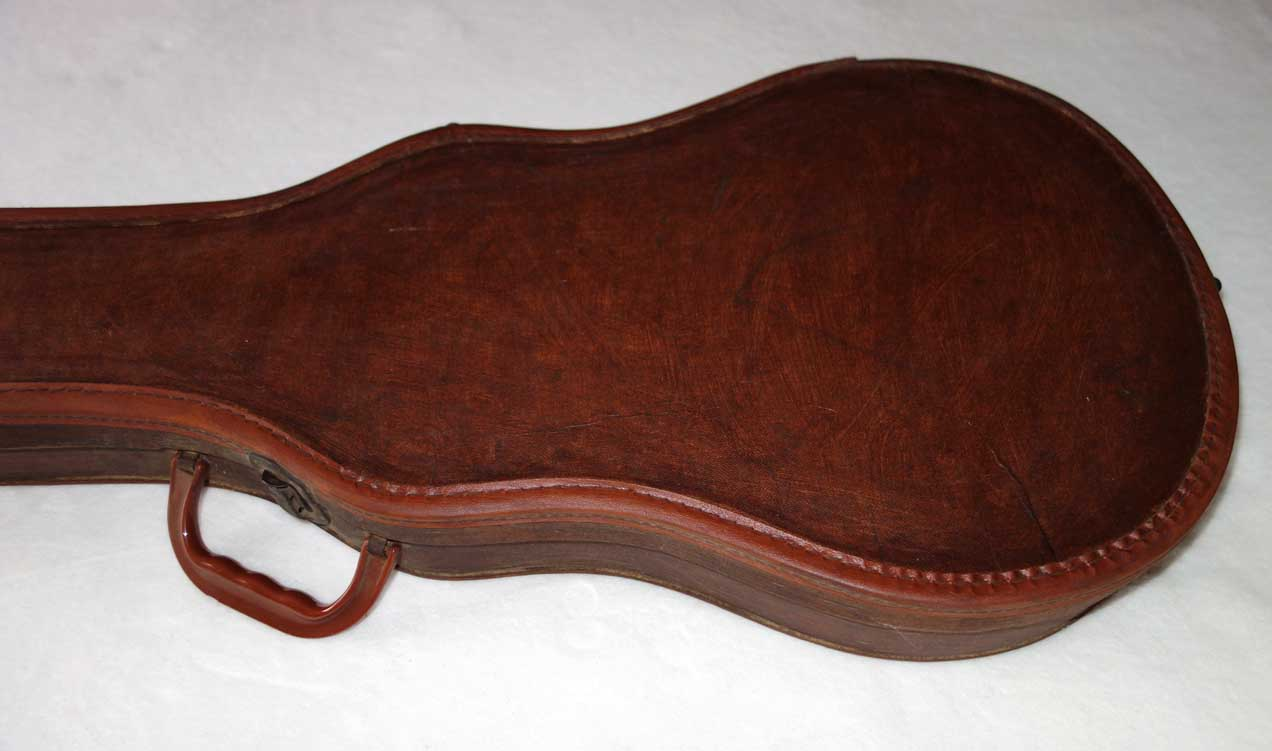 Vintage 1961 Melody Maker Softshell Case For 1959-1963 Gibson Melody Maker & Epi Olympic