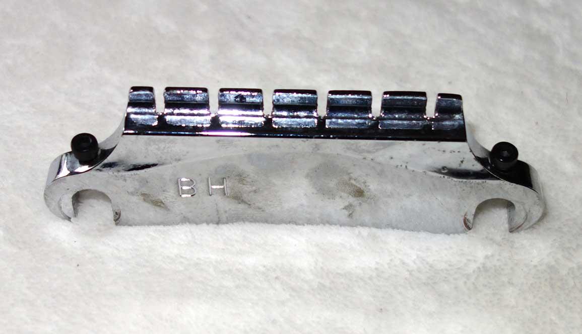 Epiphone BH Intonable Wraparound Bridge/Tailpiece