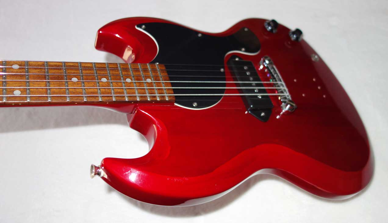 1997 Epiphone SG Junior G-310 / P90 Made by Cort (Indonesia)