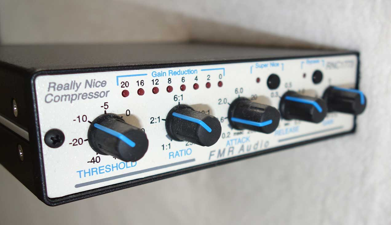 Used FMR Audio RNC 1773 Really Nice Compressor