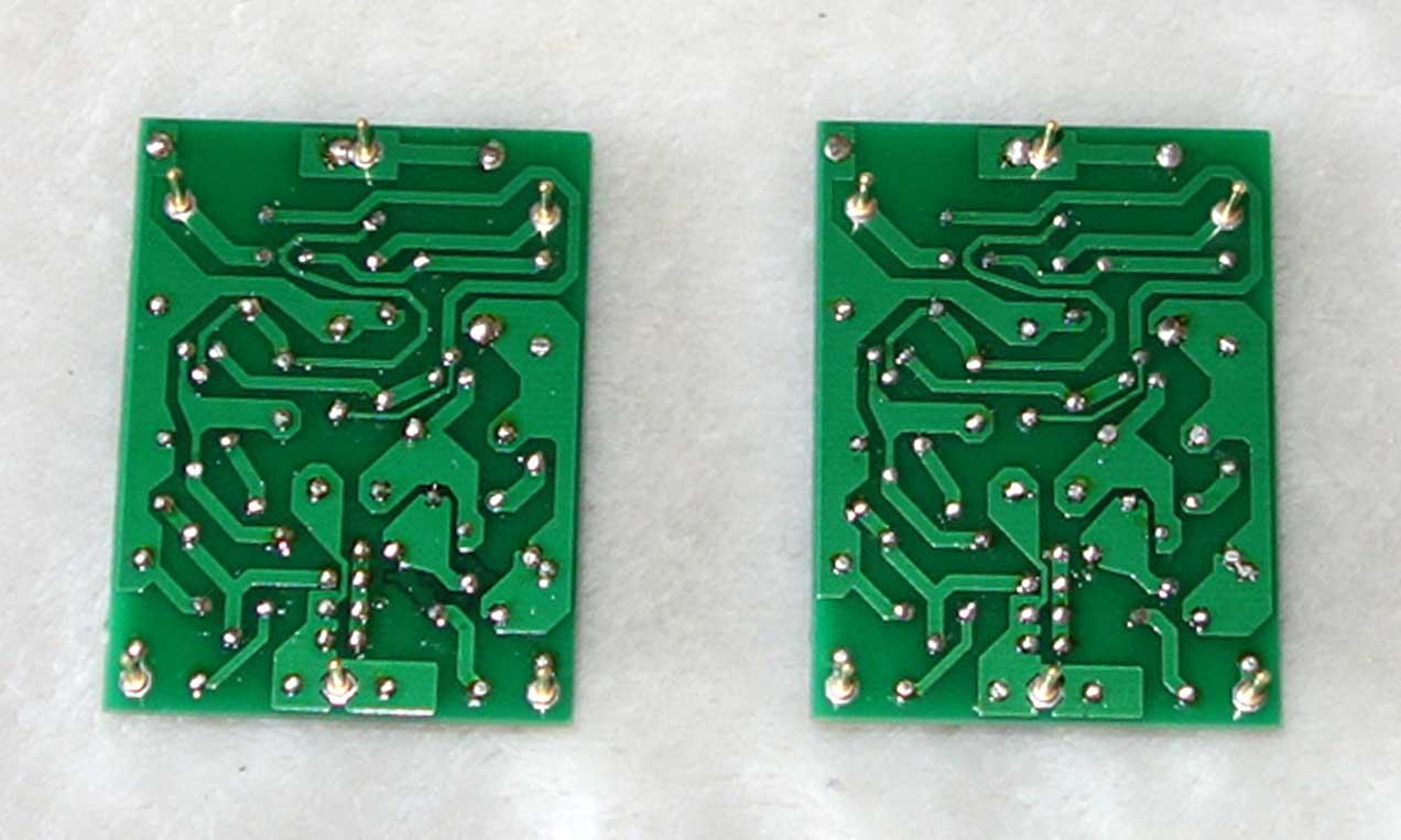 New FLICKINGER TwinFlicks 535-7 Opamp w/NOS TRansistors for Vintage Flickinger Mic Pre