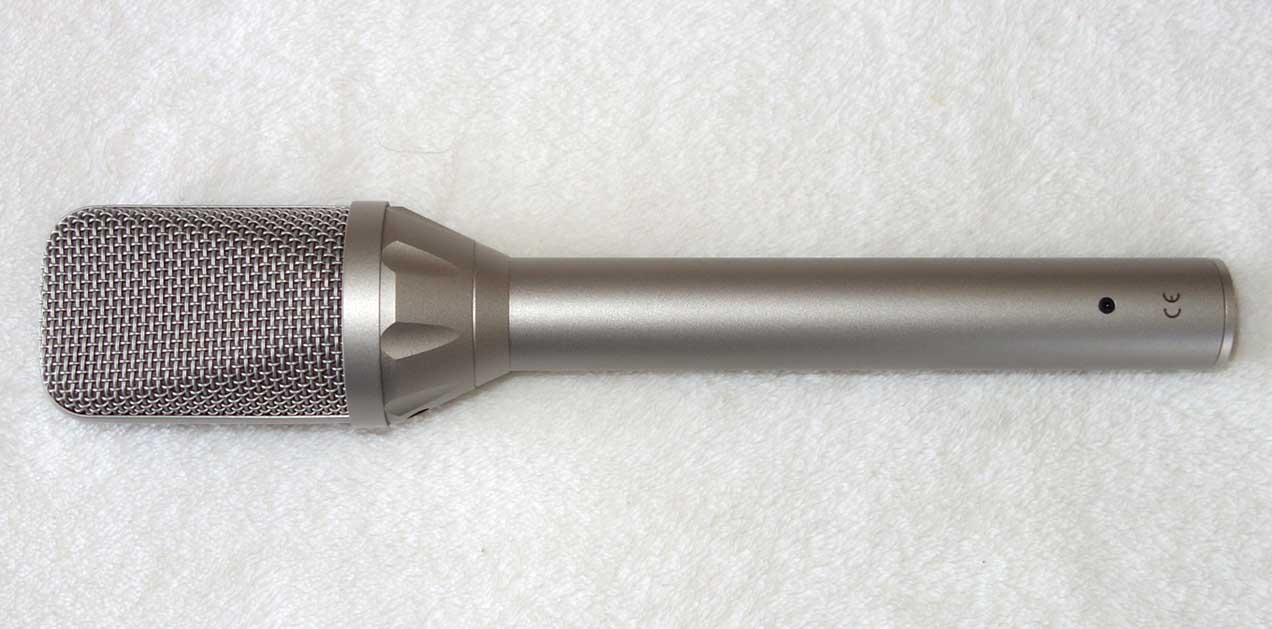 Microtech Gefell MT71s Cardioid Condenser Mic w/M7 Capsule