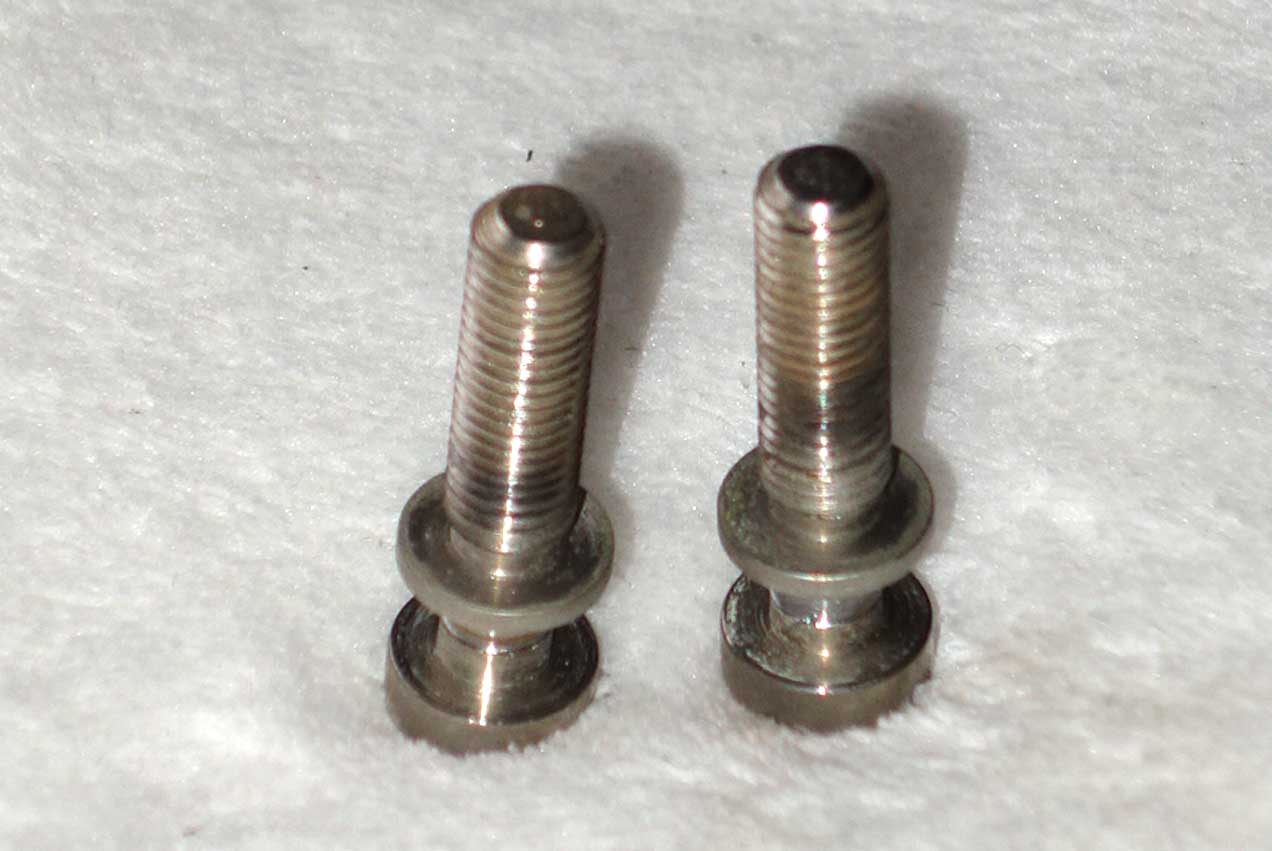 Vintage 1961 Gibson studs set for the Les Paul Junior, Melody Maker