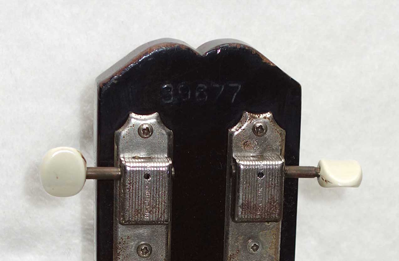 Vintage 1961 Gibson Switchcraft Selector Switch 3-Way Pickup Toggle Switch