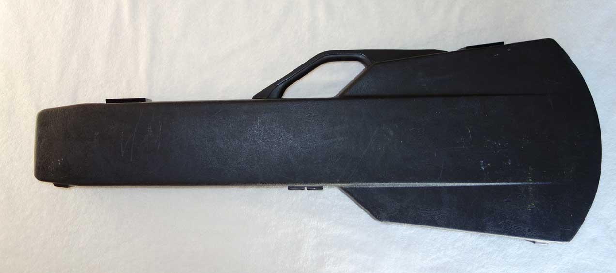 Vintage 1980 Gibson Protector 3-Latch Case For Norlin Era Les Paul, Sonex 180, or SG Guitars