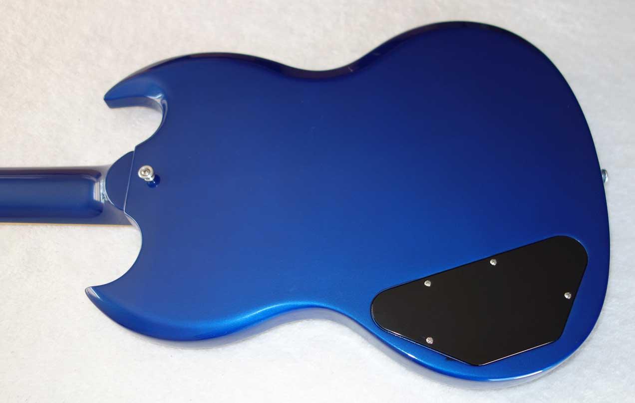 2006 Gibson SG '61 Reissue, Limited Run in Sapphire Blue