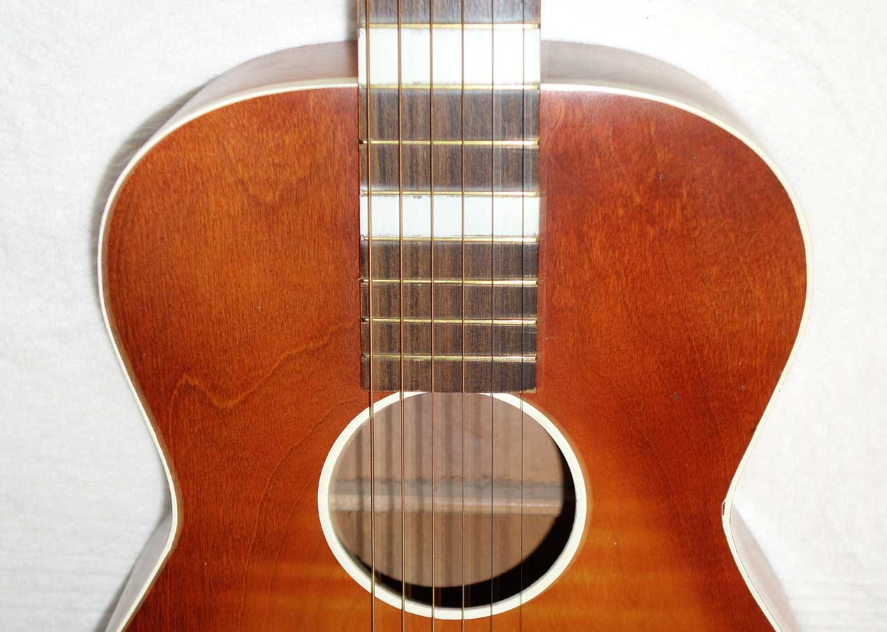 Vintage Harmony / Airline 12-Fret Acoustic Guitar