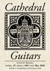 Cathedral Guitars