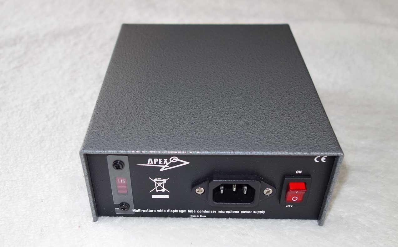 JJ Audio Dutch Tube Mic  ELAM 251-Type Circuit