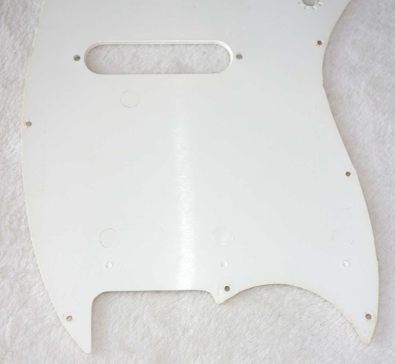 Vintage 1966 Kalamazoo KG-1 / KG-2 Pickguard for the single PUP late '60s KG-1 and KG-2 guitars