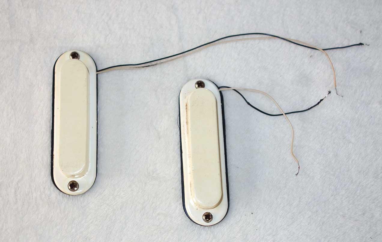 Vintage 1966 Gibson Melody Maker / Olympic / KG-2 Vintage Pickup Set
