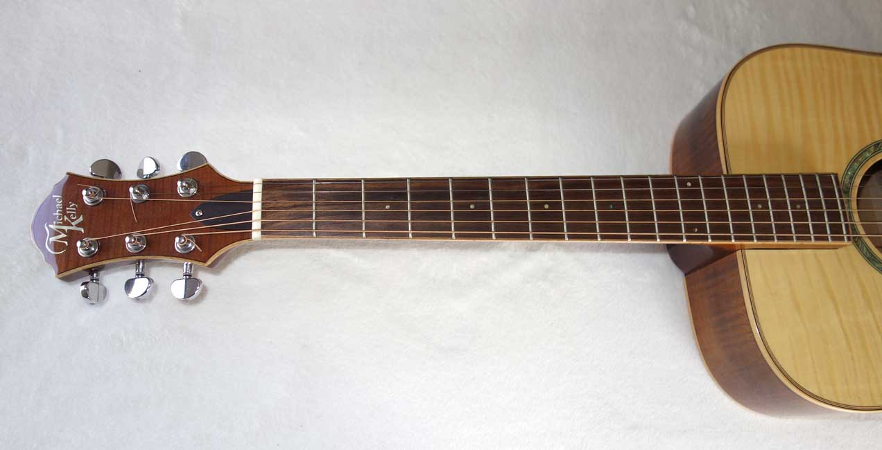 Michael Kelly Visionary Series V45FN with Variable Neck Set technology