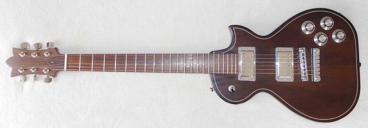 2015 Zemaitis / Dave of England / Kevin Parsons Electric Guitar