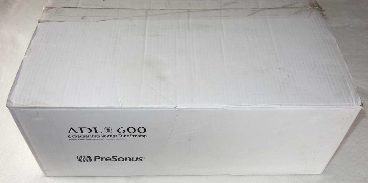 Presonus ADL600 Mic Preamp Mint Condition, Never Racked, Superior Version 2