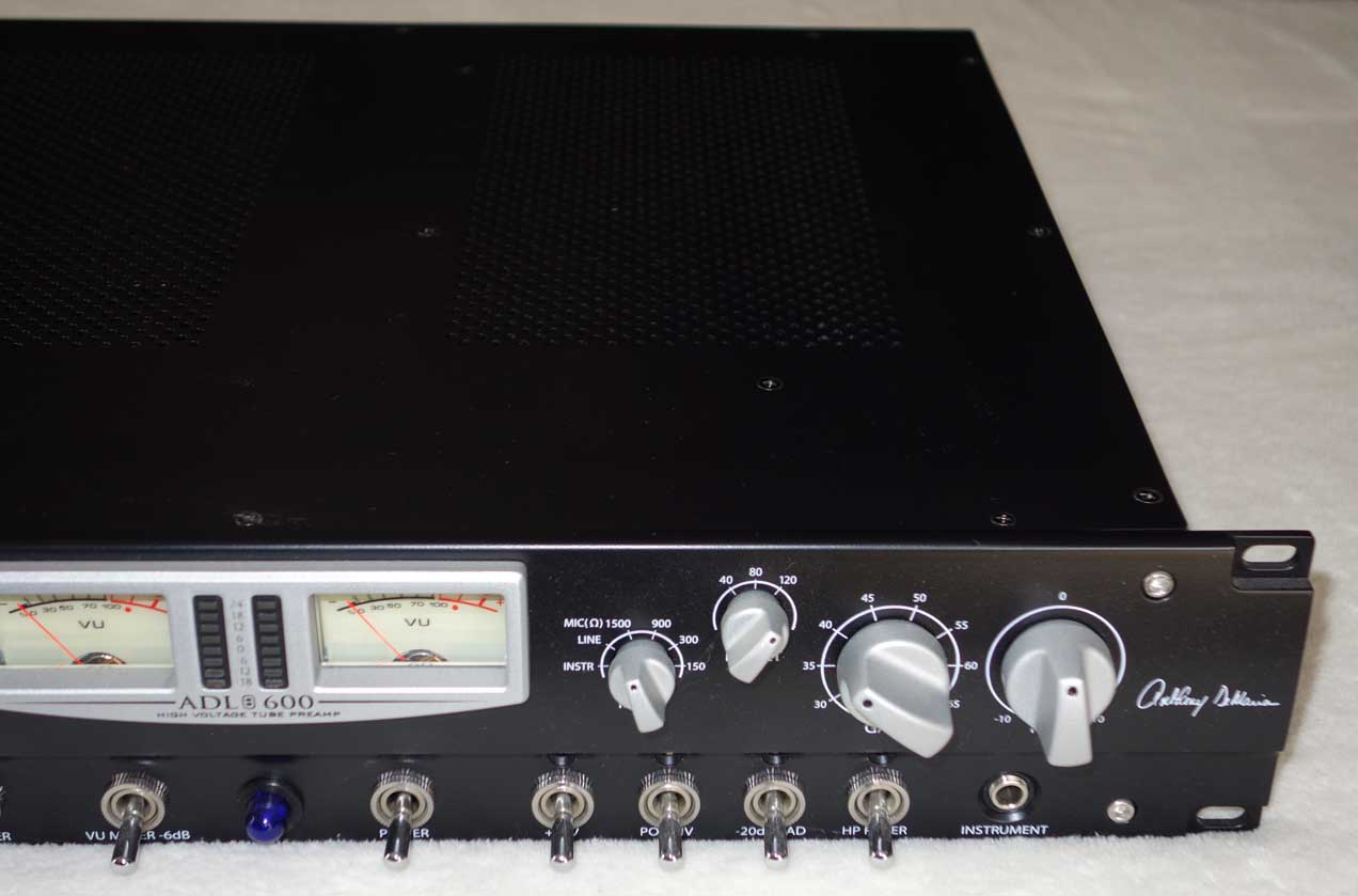 Presonus ADL600 Mic Preamp Mint Condition, Never Racked, Superior Version 2