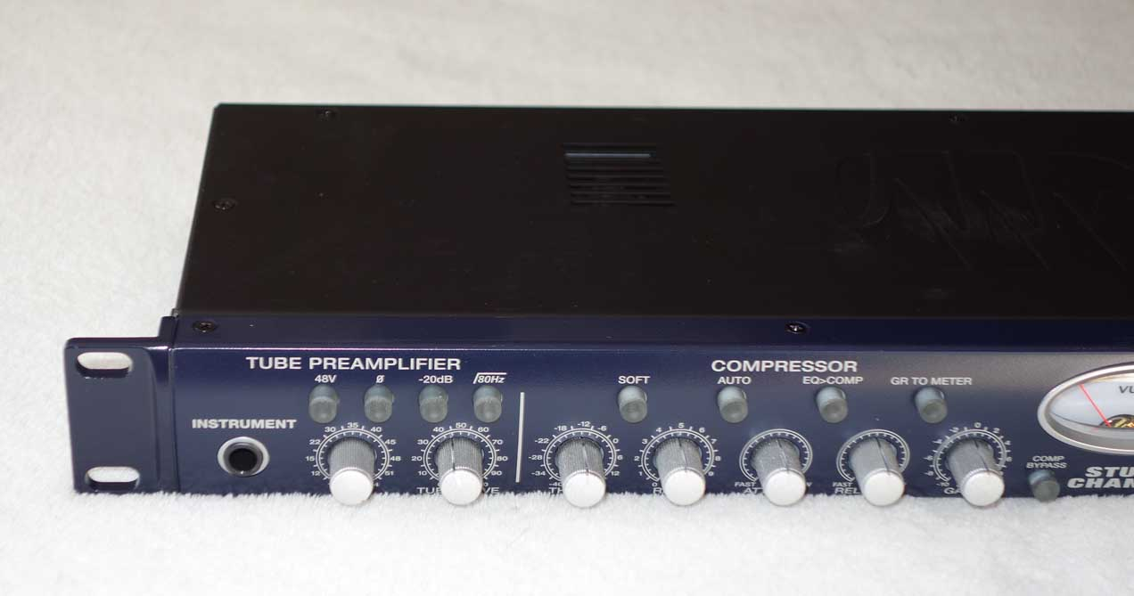 Presonus Studio Channel Mic Preamp / Channel Strip in Mint Condition, Never Racked, w/Original Packaging