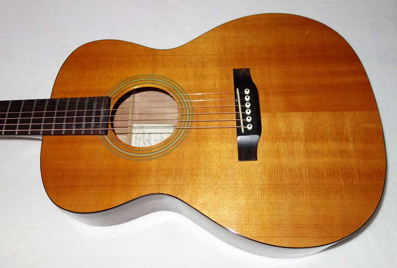 Used Recording King RO-06 Martin 000-Size Acoustic Guitar
