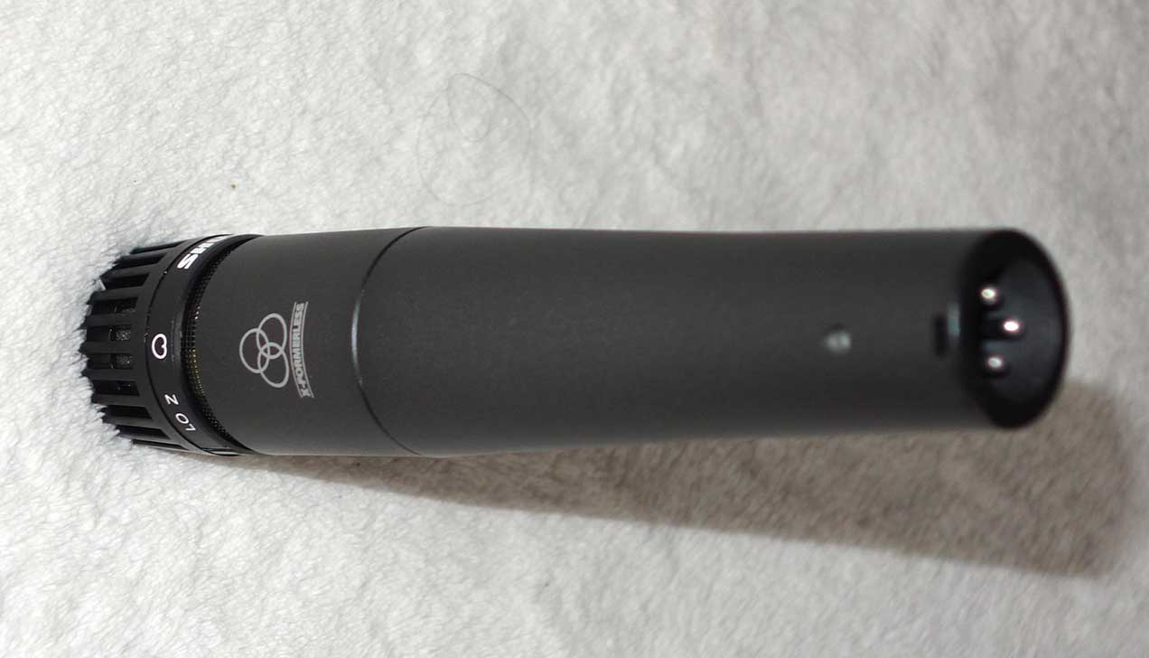 New Shure SM57 Transformerless Low Impedance Dynamic Mic
