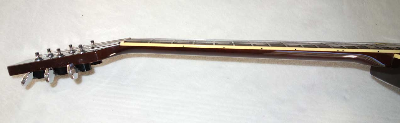 Vintage 1980s Vantage VLP-500 SPIRIT Tobacco Sunburst, MIJ / Matsumoku