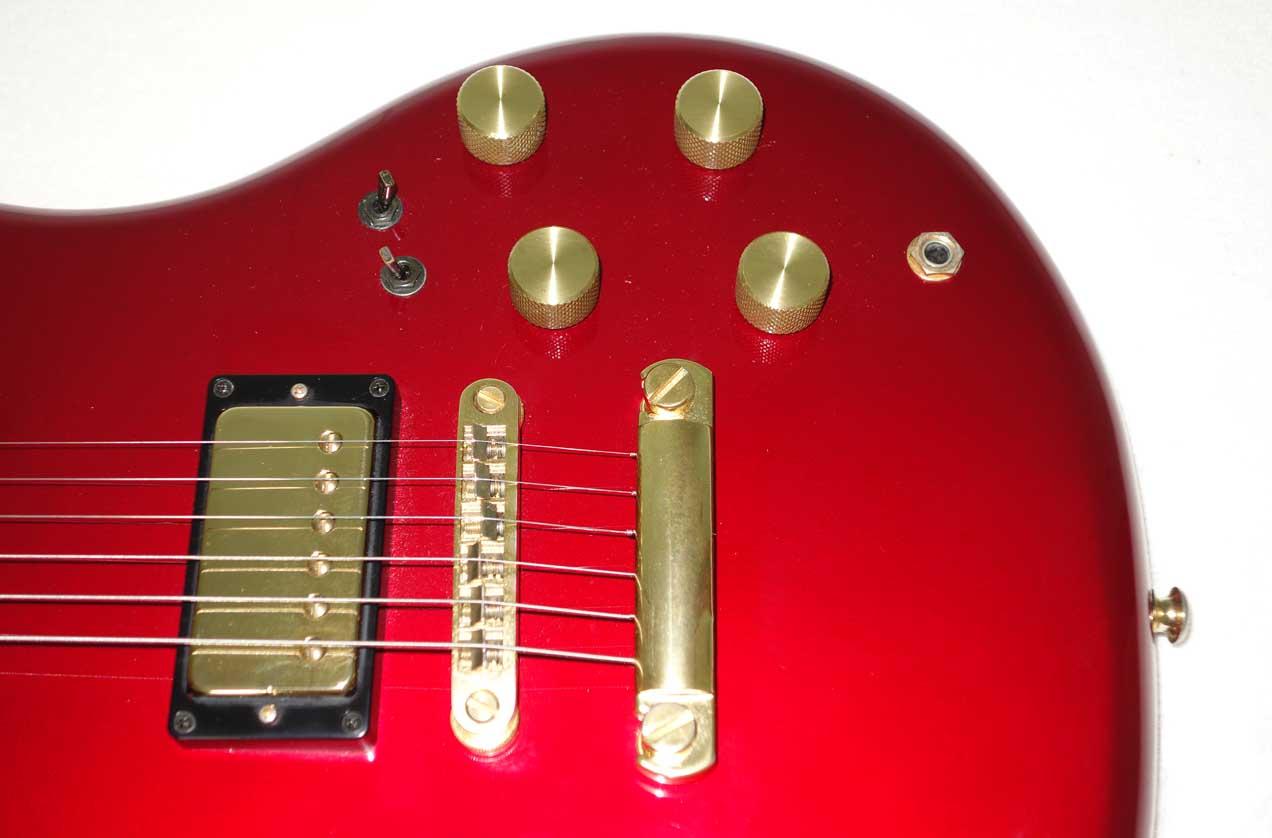 Vintage 1984 Vantage X-99 w/Case  Rare, High-End MIJ / Matsumoku  MMK53 PUPs w/Dual Coil-Splits for 15 Sounds
