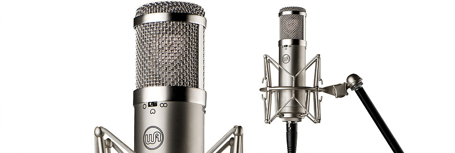 Warm Audio WA-47 JR Multi-Pattern Condenser Mic