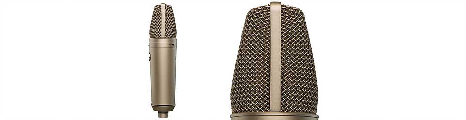 NEW Warm Audio WA87 Studio U87-Type Circuit / Capsule w/CineMag USA Output TransformerCondenser Mic