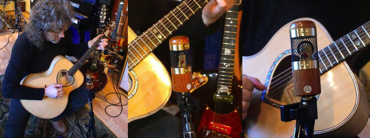 NEW Wildwood Marvel Cardioid Condenser Microphone