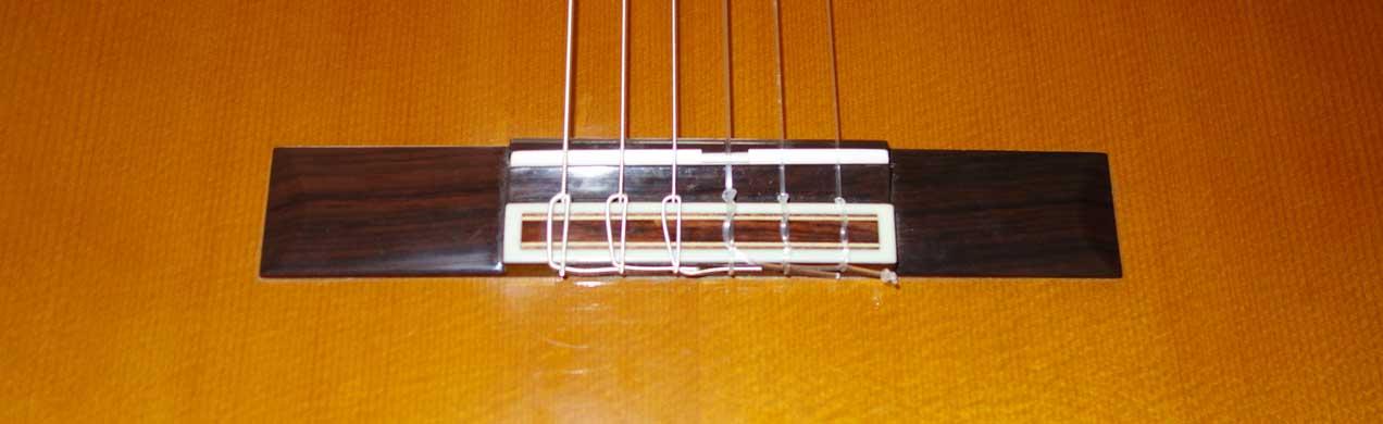 Vintage Yamaha G-235 Nylon String Classical Guitar
