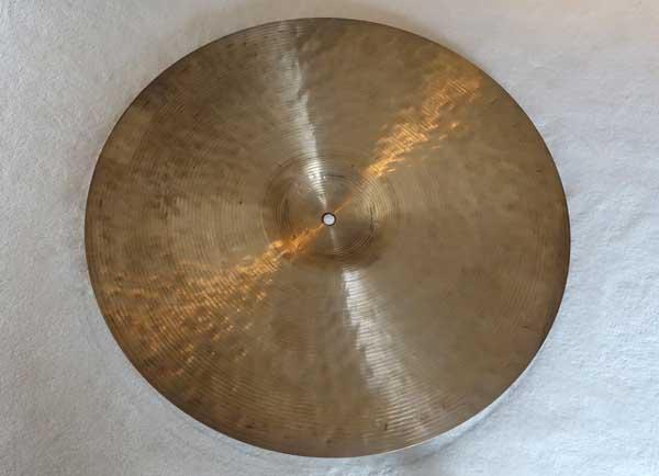 "Zildjian K Constantinople 20"" Medium Heavy Ride Cymbal, Rare, w/Date Code IG = 1997"
