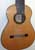 Cathedral Guitars Model 40 Ten-String Classical Harp Guitar, [Ramirez 1a De Camera Copy by Lucio Nunez [Cedar/Indian Rosewood]