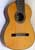 Lucio Nunez Ten-string classical harp guitar conversion of 1972 Kohno Model 8