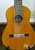 Lucio Nunez 1985 Ten-string classical harp guitar [Cedar/Indian Rosewood]