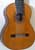 Lucio Nunez Ten-string classical harp guitar conversion of 1976 Sakurai Model 5